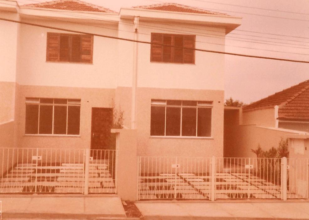 Casas Populares Década de 1980