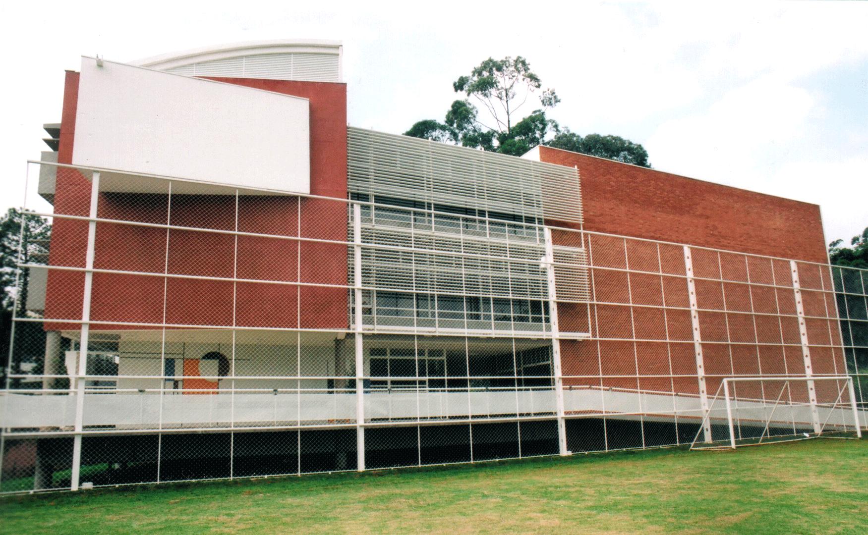 Centro Esportivo - Década de 2000